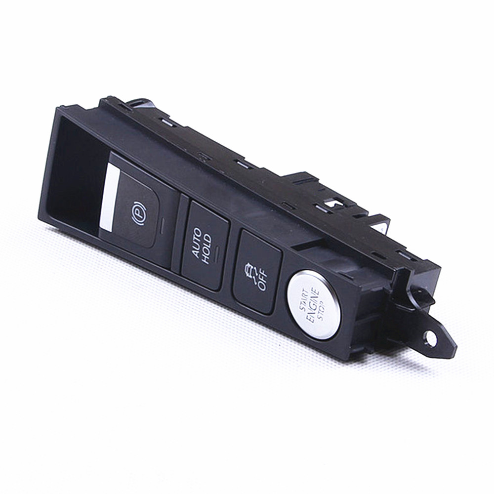 VW OEM Electronic Brake Switch Engine Start Switches Button Volkswagen Passat B7 CC 3AD 927 137 B 3AD927137 WHS