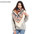 Women Women s Scarf Scarves for Women Shawl Winter Wool Luxury Brand Designer Blanket Scarf
