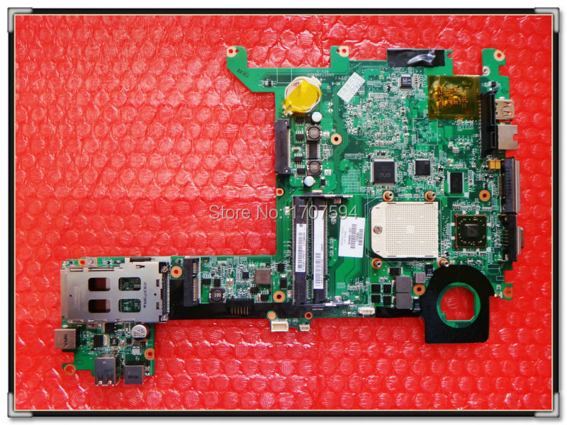 Free Shipping 504466-001 laptop motherboard For HP TX2 TX2-1000 AMD Test 100% good work Discount price<br><br>Aliexpress