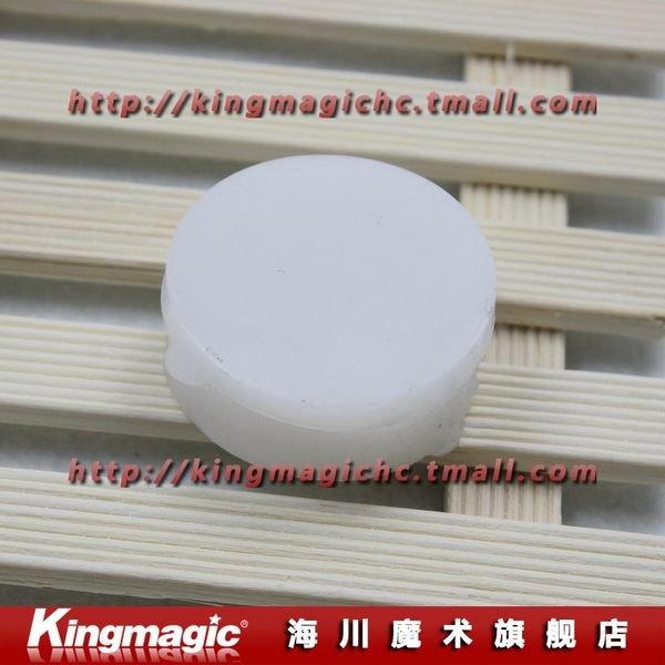 Holiday Sale Free shipping magic wax white float wax magic props stage magic(China (Mainland))