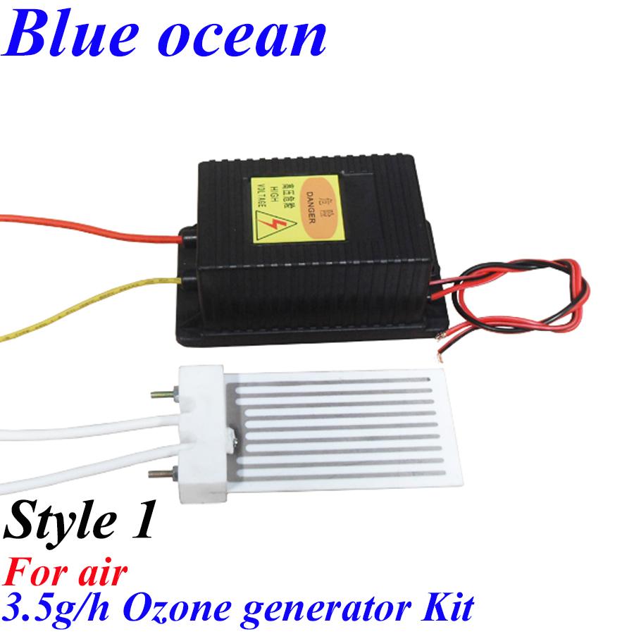BO-1103PWAM-B BO-1103PWAM, AC220V/AC110V 3.5g/h Ceramic plate type ozone generator generatore di ozono air cleaner purifier<br><br>Aliexpress