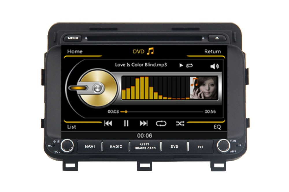 Free shipping car dvd for Kia K5 2014 with SWC GPS + radio receive + RDS BT+ SD + USB CD/DVD Aux-in(China (Mainland))