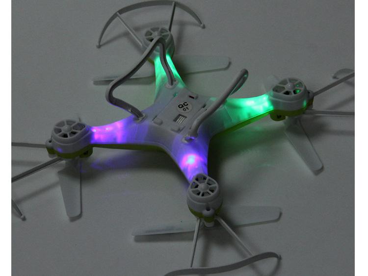 Lishi Mini Drone L6053 Headless Mode Standard Version 2.4GHz 4CH 6-Axis Gyro RTF RC Quadrocopter Profissional Toy Kid Gift