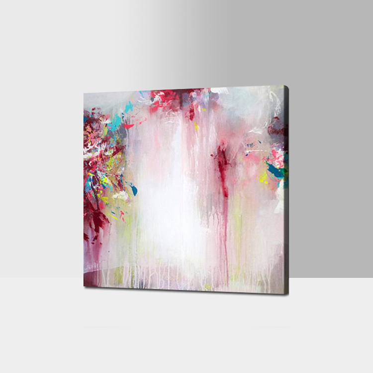 Simple Abstract Oil Painting Acrylic On Canvas 100