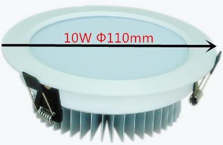 led recessed ceiling light 5W 7W 10W 12W 15W 18W 24W led  recessed smd 5730 white  color 5730 SMD ceiling  LED light(China (Mainland))