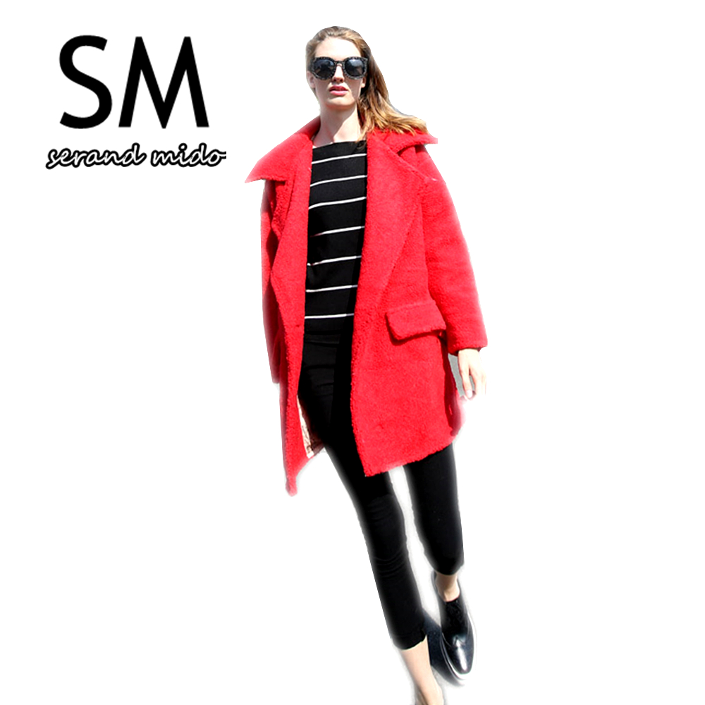 Online Buy Wholesale ladies belted wool coat from China ladies ...