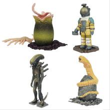 Hot Sale New Aliens vs Predator Requiem Action Figures Toys Kits  Model Doll Aliens Figures Toys Sets 4pcs/lot(China (Mainland))