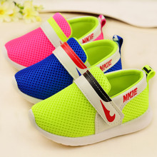 2016 spring new Children's shoes breathable baby girl boys loafers Casual Flat toddler shoes Super soft and comfortable sneakers(China (Mainland))