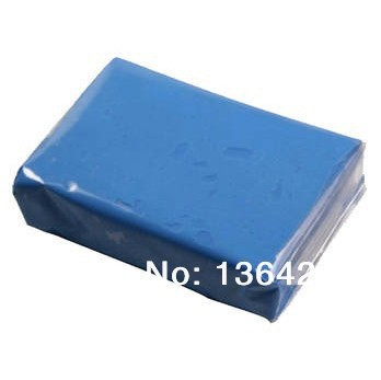 Free Shipping 200g Magic Car Clean Clay Bar Auto Detailing Cleaner Multi-Colors(China (Mainland))