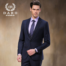 2015 Fashion New Blazers Men Brand Quality Suits MenSpring&Autumn Outerwear Casual Suit mazarine suit DropFree Shipping DR8818-2