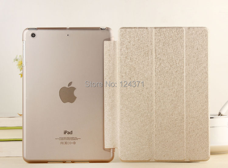Ultra thin Stand leather case Ipad Mini flip cover sleep function cases ipad mini123 - xinysan Factory Store store