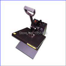 free shipping manual heat transfer machine