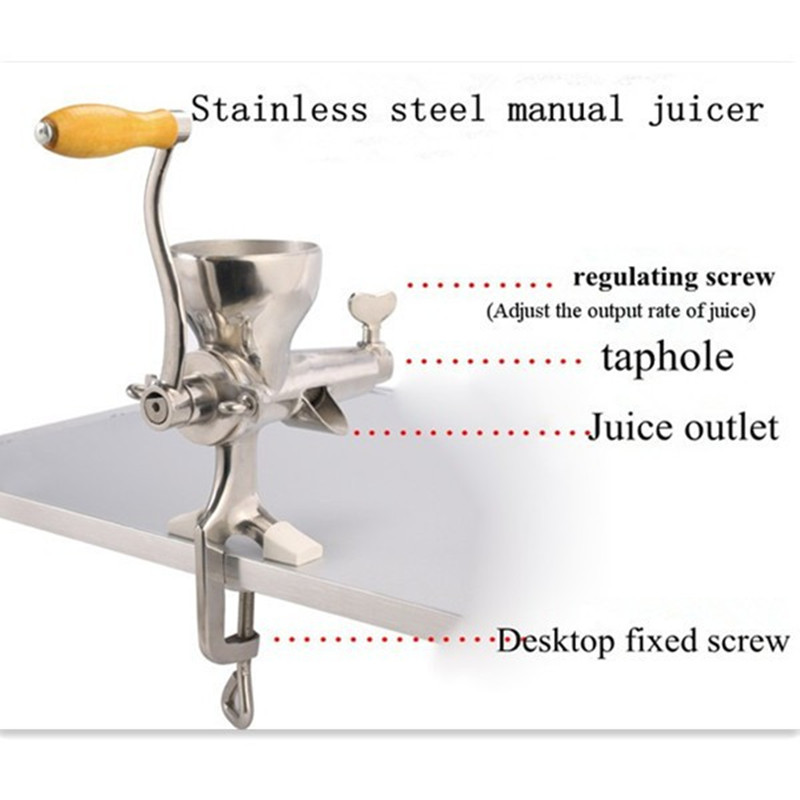 Juicer use andrew james power how to photos and