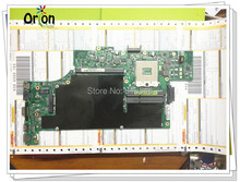 For asus G53JW motherboard G53JW REV 2.1 notebook  pc system board 100% working perfect