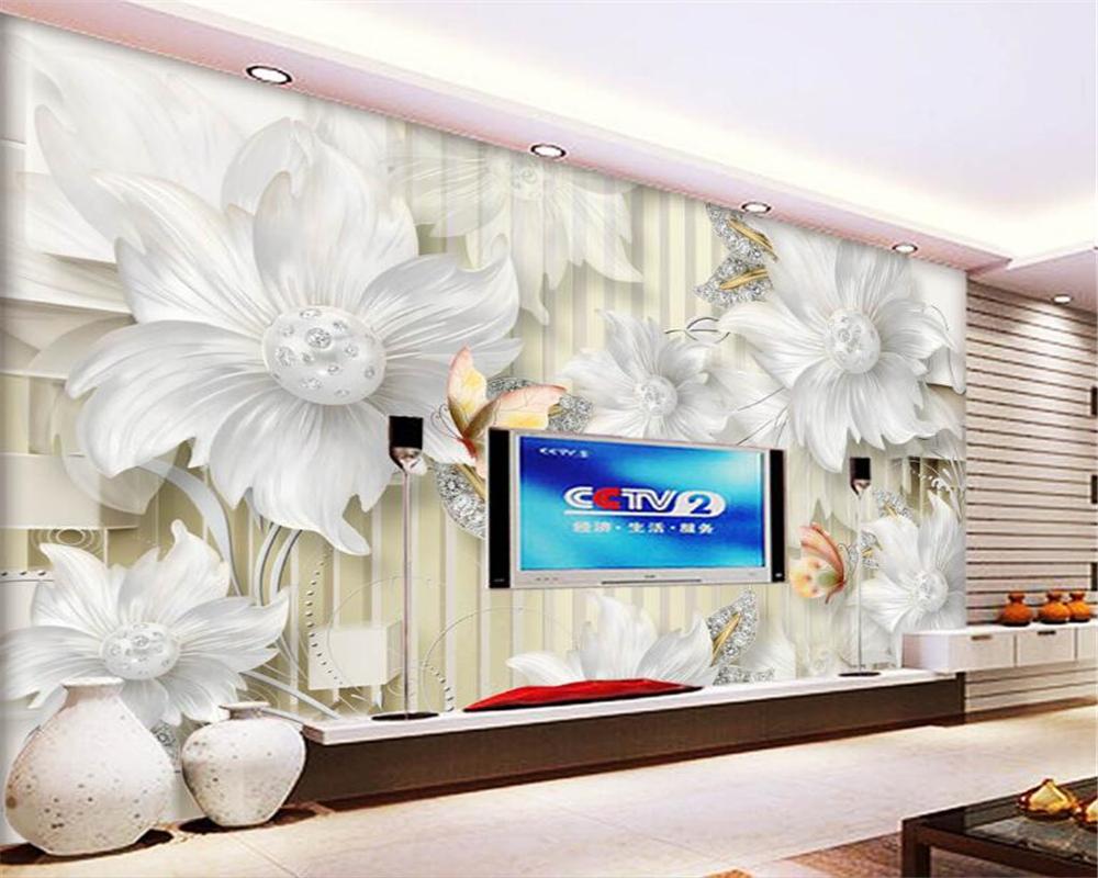 Popular white satin background buy cheap white satin for Mural room white house