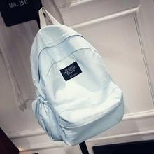 Fashion Women Backpack Denim School Bags For Teenagers Girls Shoulder Bag Travel Sports Bagpack Bolsas Mochilas Femininas Living(China (Mainland))