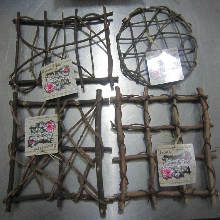 Straw Weaving Rustic Handmade Craft Decorative Wall Home Accessories(China (Mainland))