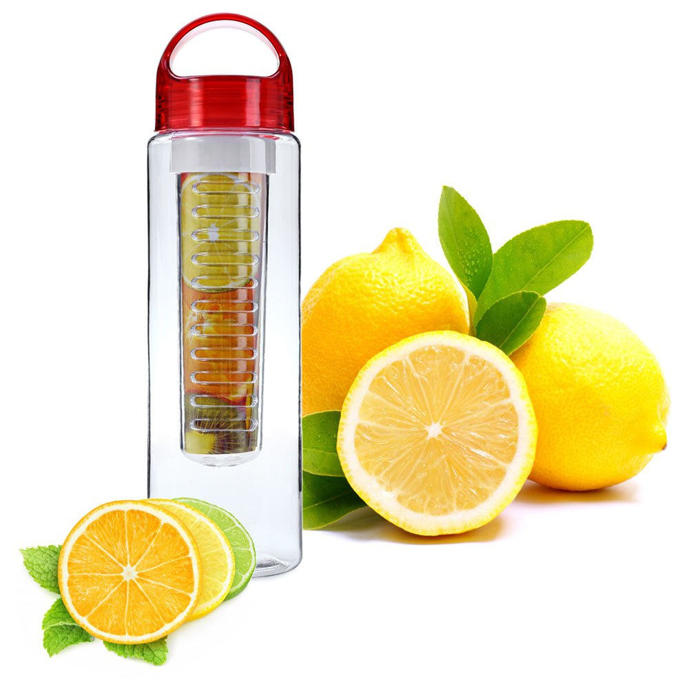 700ml Fruit Infusing Infuser Water Sports Lemon Juice Bottle Flip Lid Kitchen Table Camping Travel Outdoor Application 1691128(China (Mainland))