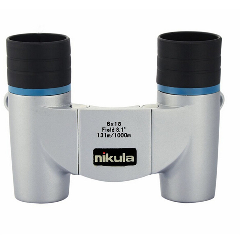 Binoculars Mini Portable Fixed-focus Binoculars Telescope for Tourism Hunting Outdoor Camping Watching Games and Concerts