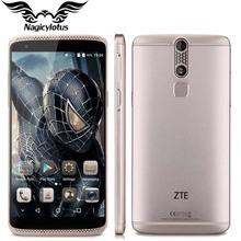 Original ZTE Axon Mini 3G RAM 32G ROM Mobile Phone 5.2 Inch Android 5.1 MSM8939 1.5GHz Octa Core FHD 1920×1080 13MP Phone