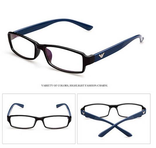 2015 new brand gralles frame for man and women plain glasses eyeglasses frame computer glasses optical