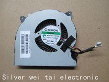 Новые оригинальные SUNON MF60070V1-C180-S9A DC5V 2.25 Вт процессора вентилятор охлаждения для ASUS N550 N550J N550JV N550L охлаждающий вентилятор CPU