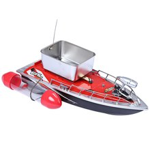 New Mini RC Fishing Lure Bait Boat 300M Remote Control Fishing Adventure Fish Finder Boat with US/EU Plug Included Battery(China (Mainland))