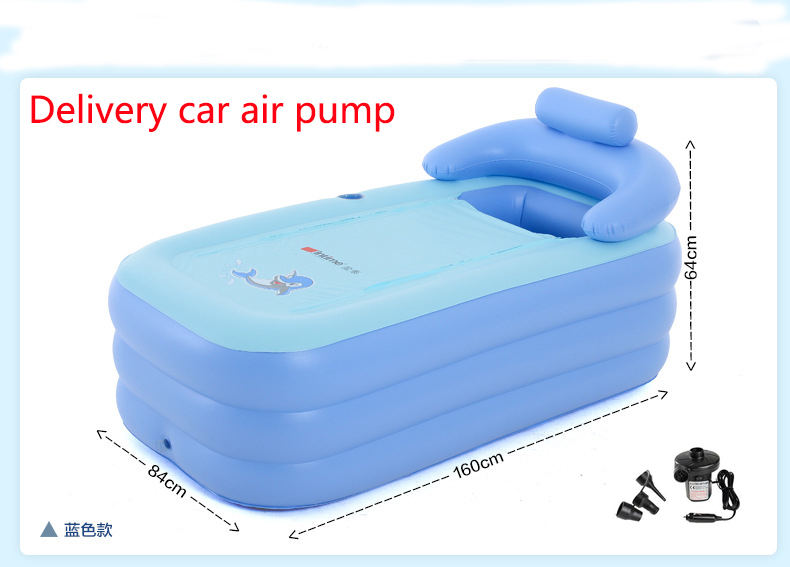 popular inflatable bath tub buy cheap inflatable bath tub lots from china inflatable bath tub. Black Bedroom Furniture Sets. Home Design Ideas
