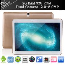Original T805s 10.5″ Tablet pc Octa Core mtk6592 andriod 4.4.2 Dual SIM 3G phone call 2GB RAM 16GB/32GB IPS Bluetooth GPS 2+8MP