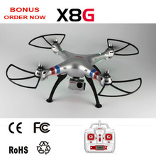 New Arrival Syma X8G Drone with 8 MP HD Camera GoPro Applicable Headless Big rc copter hobby grade RC Quadcopter