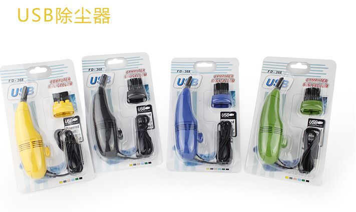 Computer Keyboard Vacuum Cleaner USB Vacuum Cleaner Mini Cleaner Clean Computer(China (Mainland))