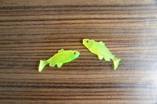 10Pcs/Lot 2.1grams 5cm Soft Silicone Fish Lure free shipping Fishing Lure Bait Artificial