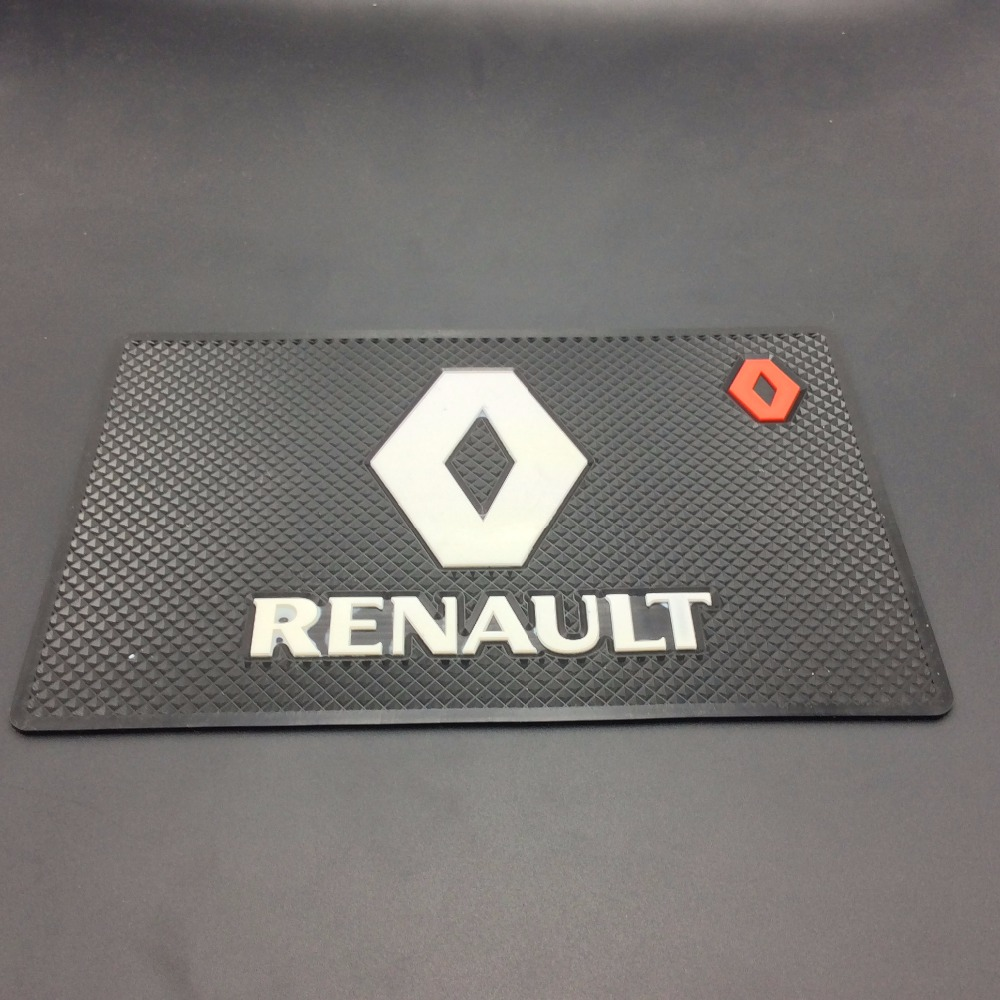 Anti-Slip Mat Interior accessories case for Renault duster megane 2 logan renault clio car styling<br><br>Aliexpress