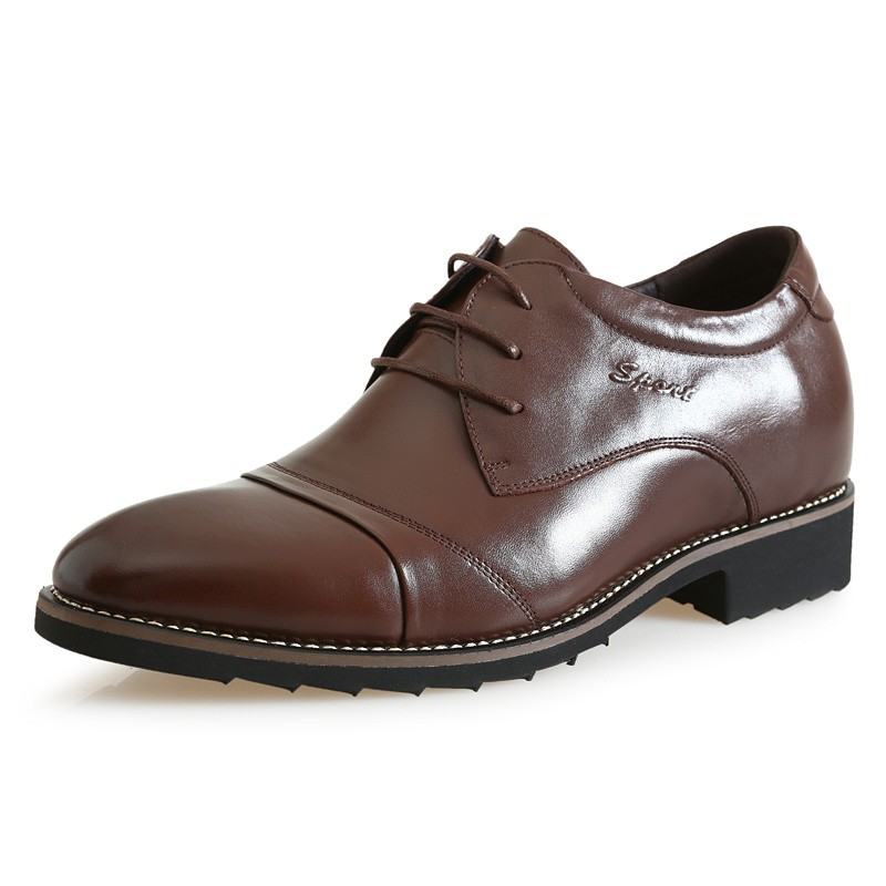 brown Oxford shoes (1)