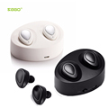 TWS Sago Pairs Mini Stereo Wireless Fone De Ouvido Bluetooth Earphone Headset with Charging Box Dock