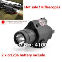 высокое качество, uniquefire c108 cree xml-t6 привело фонарик факел, факел из нержавеющей стали 5 режимов 1200 люмен