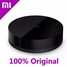 100%Original Xiaomi Mi Universal Intelligent Smart Remote Controller WIFI+IR+RF Switch 360 degree Smart Home Automation