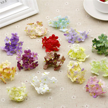 1pcs/lot  wedding decoration flower Hydrangea  wall accessories artificial flower DIY home /party/school decorate (China (Mainland))