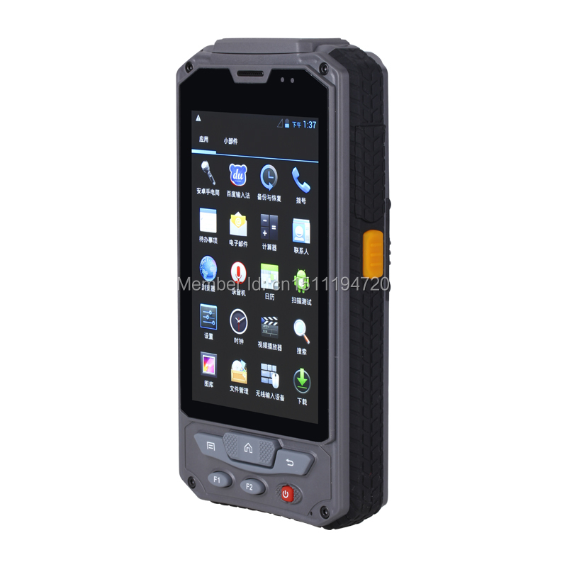 Standard android System PDA PL-43 Handheld Barcode Scanner PDA rugged terminal(China (Mainland))