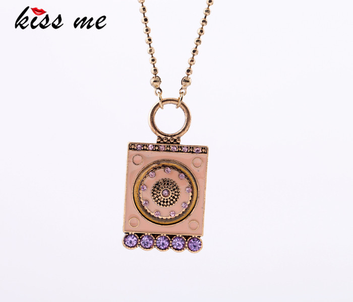 Fashion fashion accessories women's design long necklace Factory Wholesale(China (Mainland))