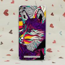 162EL Color Husky Hard Transparent Case Redmi 2 2A 3s Pro Note 3 Meizu M2 Mini M3 - TTcase Store store