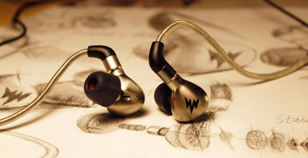 Whizzer A15 In-ear Monitor Dynamic Driver Earphone HIFI Bass Copper Headset All-metal With MMCX IEM Earbuds