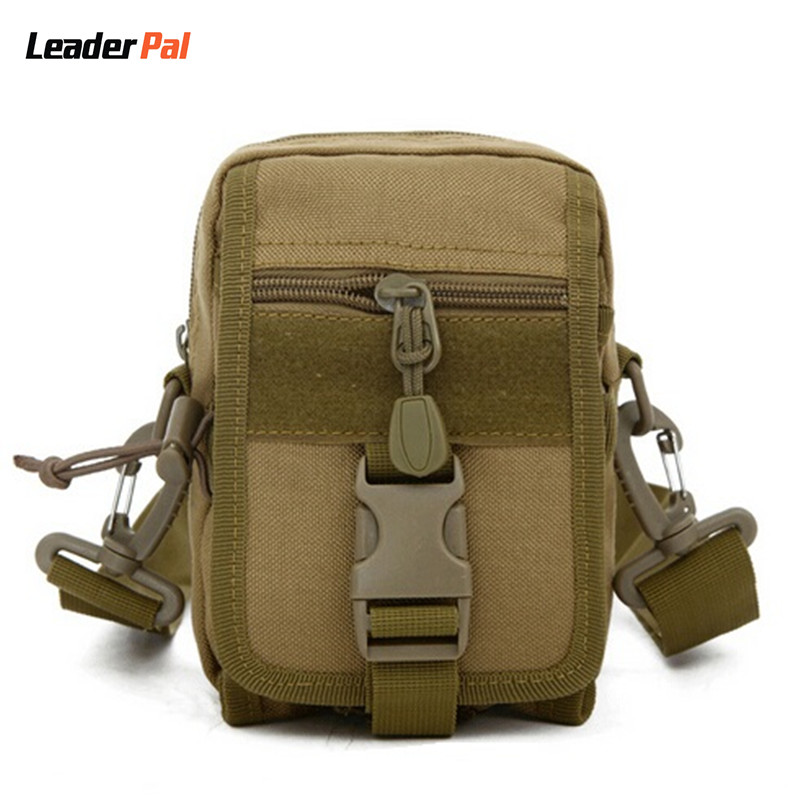 Military Tactical Bag Outdoor Sports Outdoor Camping Cycling Messenger Bag Camouflage Waterproof Oxford Hunting Shoulder Bags