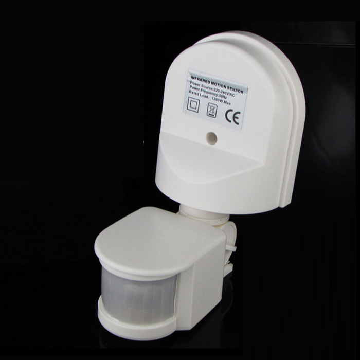 180 Degree 12M Automatic Adjustable Security Infrared Motion Sensor Switch 11
