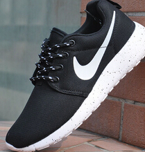 The new 2015 men and women breathable light plus-size network shoes wear casual sport fashion shoes 36--44(China (Mainland))