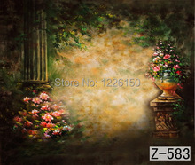 Mysterious scenic Backdrop z-583,10ft x20ft Hand Painted Photography Background,estudio fotografico,backgrounds for photo studio