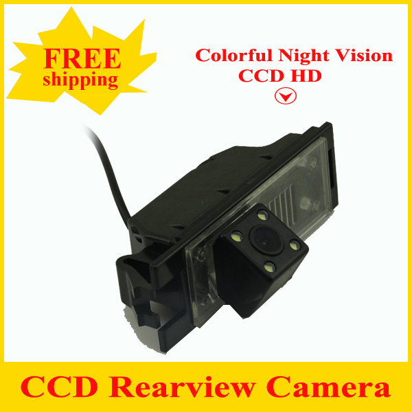 Гаджет  Factory Promotion HD CCD Car Rear View Camera Reverse backup Camera for Hyundai IX35 with wide viewing angle+Free shipping None Автомобили и Мотоциклы