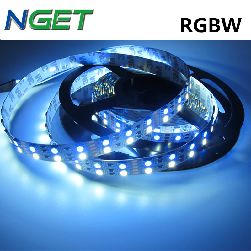 12V 5050 RGBW flexible LED strip,120 LEDs/meter,Non-waterproof ,double stirp(RGB+W) ,DC 12V,for lighting and decoration <br><br>Aliexpress