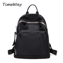 Famous Brand Women Backpacks Waterproof Oxford School Bags Designer Casual Black Backpacks For Teenagers Girls Sport Travel Bags(China (Mainland))