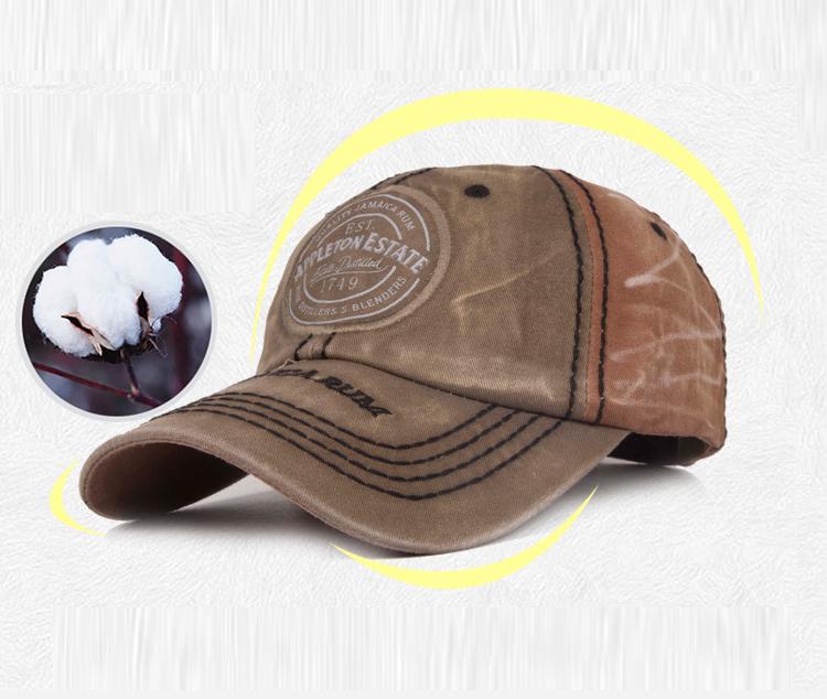 Cotton Fitted Baseball Hats Cap Men Women Bone Snapback Cap Outdoor Travel Cotton Snapback Cap Sunhat(China (Mainland))